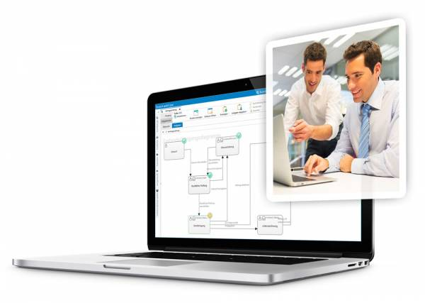 Business process management with Doxis4 unites all processes in one solution.