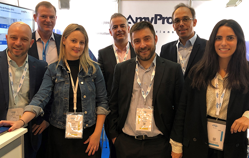 SER and Amypro at SAP event in Spain