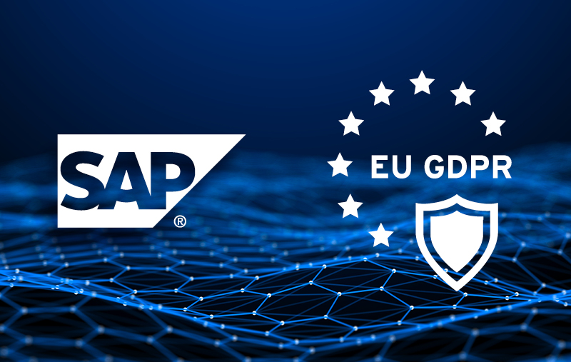 How to ensure your SAP complies with the EU GDPR
