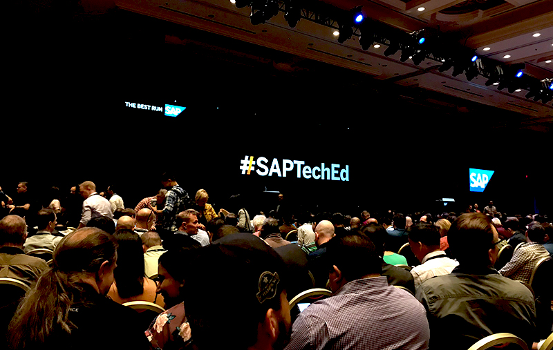 SER at SAP TechEd