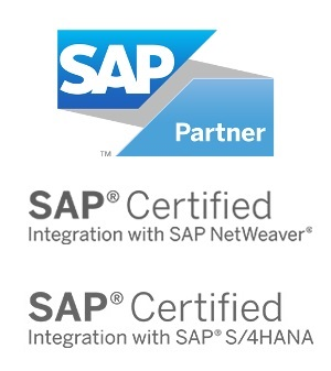 certified SAP interfaces of Doxis4
