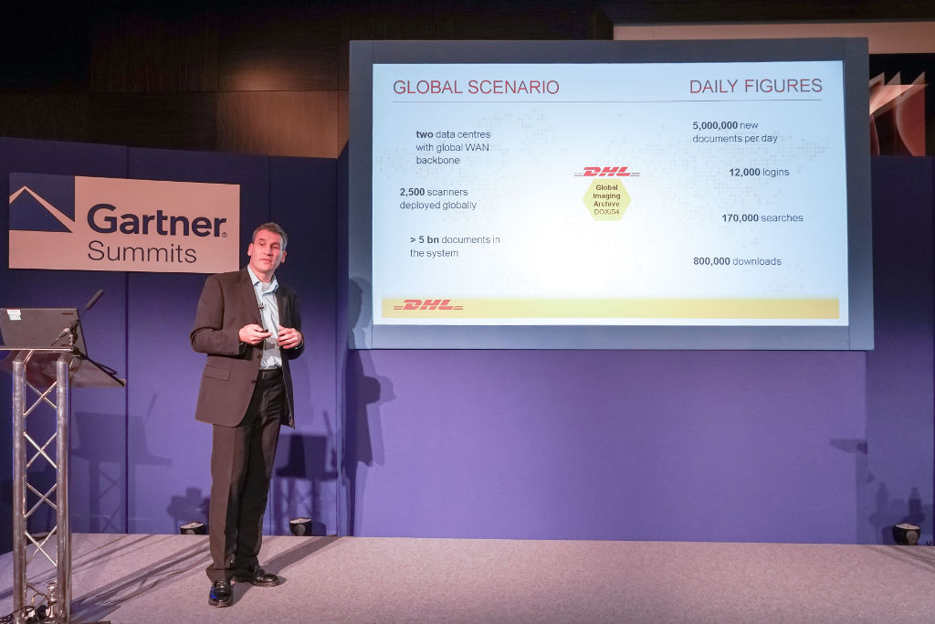 Gartner Digital Workplace Summit in London