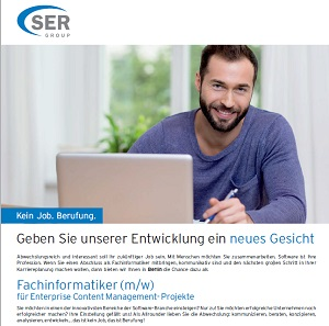 Fachinformatiker (m/w)
