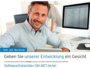 Software Entwickler C#/.NET (m/w)