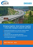 DEGES - Bringing together what belongs together - Cross-site transport projects and ECM
