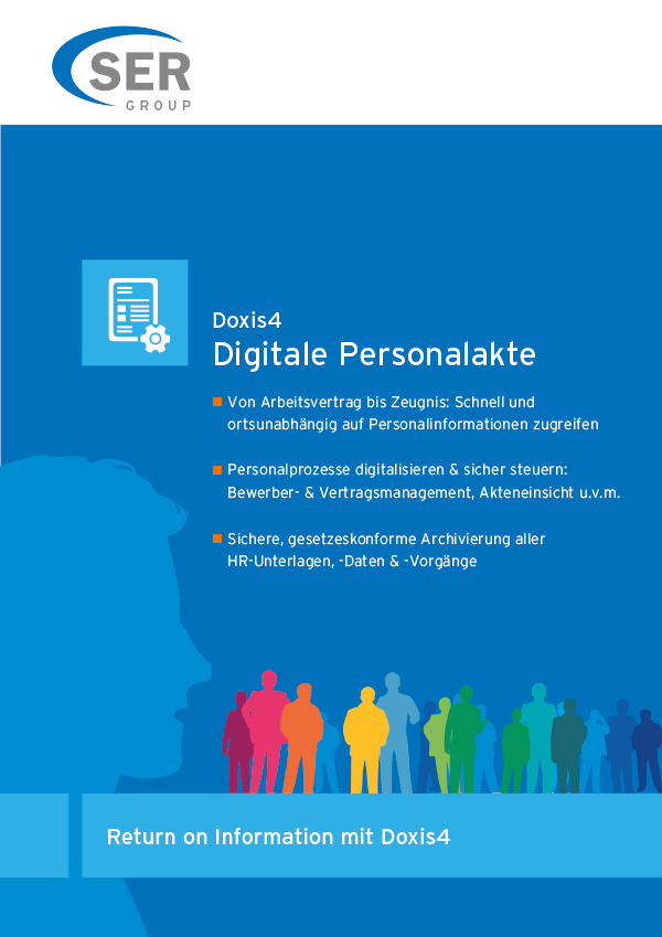 Doxis4 - Digitale Personalakte