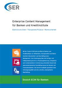 Enterprise Content Management für Banken und Kreditinstitute