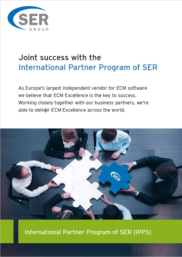 International Partner Program of SER