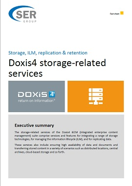 Doxis4 storage-related services