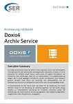 Doxis4 Archiv Service