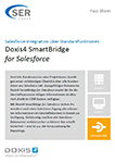 Doxis4 SmartBridge  for Salesforce - Salesforce-Integration über Standardfunktionen