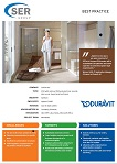 Duravit AG: ECM with archive, DMS and electronic records, plus server-based email archiving