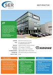 Bernard Krone Holding SE & Co. KG: From automated invoice verification to confidential contract access