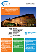 City of Bochum: Efficient municipal government with an archive, workflow, eFiles, automated inbound invoice processing