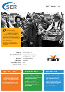 AUGUST STORCK KG: HistoryCenter: Storck history for the generations to come