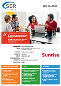 Sunrise Communications AG: Doxis4 für das konzernweite Informationsmanagement