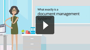 What exactly is a document management system?
