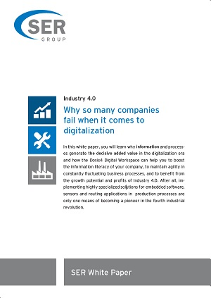 Industry 4.0: Why so many companies fail when it comes to digitalization