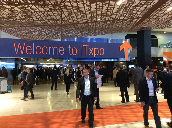 Gartner Symposium / ITxpo in Barcelona